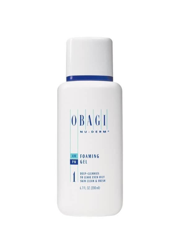 Obagi Nu-Derm® Foaming Gel Cleanser