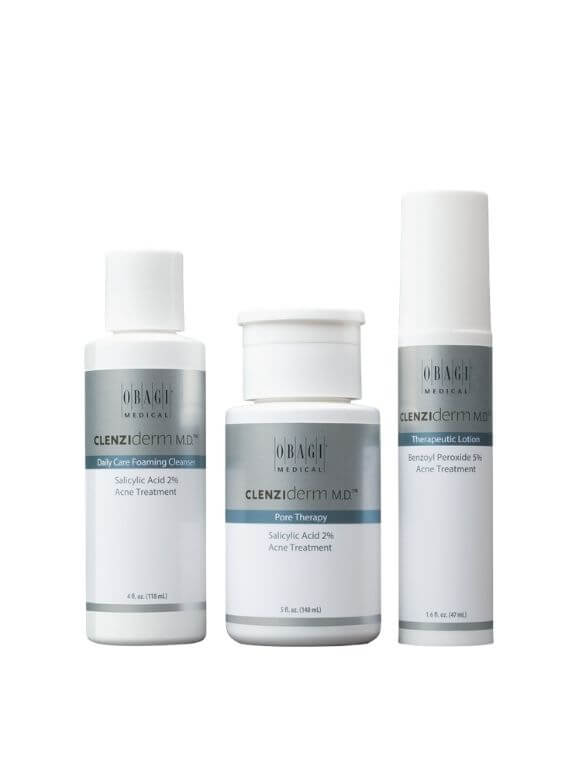 Obagi CLENZIderm M.D.® Acne Therapeutic System